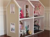 Building Plans for 18 Inch Doll House Karen Mom Of Three 39 S Craft Blog Doll Houses for the