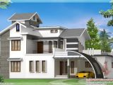 Building Plans for Homes In India Contemporary Indian House Design 2700 Sq Ft Kerala