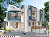 Building Plans for Homes In India Home Design Indian Home Design with House Plan Sqft