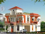 Building Plans for Homes In India Indian House Design Three Floor Buildings Designs