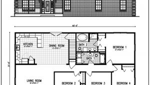 Building Plans for Ranch Style Homes All American Homes Floorplan Center Staffordcape