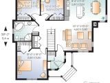 Bungalow Home Floor Plans Beautiful 3 Bedroom Bungalow with Open Floor Plan by
