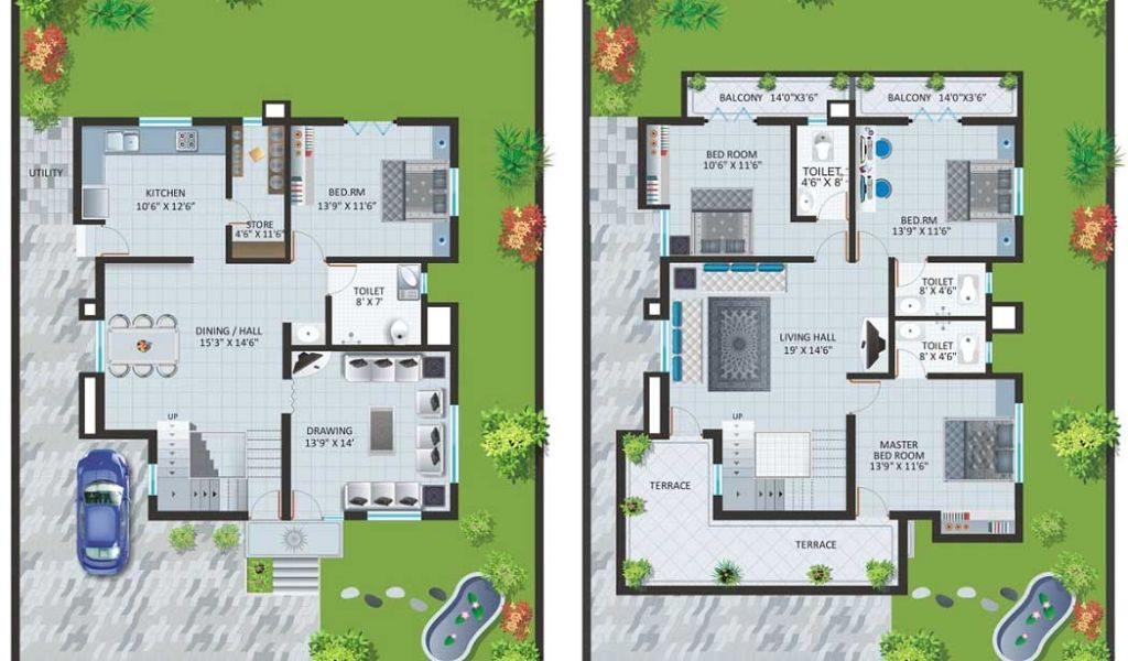 Bungalow Home Plans And Designs Modern Bungalow House Designs And