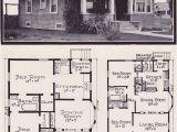 Bungalow Style Homes Floor Plans 1920s Craftsman Bungalow House Plans 1920 original