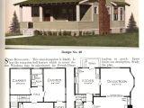 Bungalow Style Homes Floor Plans American Craftsman Bungalow House Plans