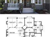 Bungalow Style Homes Floor Plans Best 25 Craftsman House Plans Ideas On Pinterest