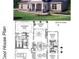 Bungalow Style Homes Floor Plans Bungalow House Design and Floor Plan Home Deco Plans