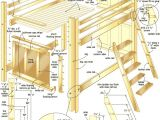 Bunk House Building Plans Bunk Bed Plans Woodwork City Free Woodworking Plans