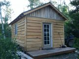 Bunk House Building Plans Small Cabin and Bunk House Plans and Blueprints