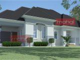 Buy Home Plans 4 Bedroom Bungalow Plan In Nigeria 4 Bedroom Bungalow