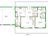 Cad Home Plans Autocad House Plans Floor Architecture Plans 41788