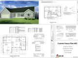 Cad Home Plans House Plans Autocad Drawings