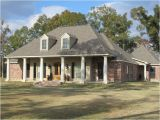 Cajun Home Plans 3 Bed French Acadian House Plan 56327sm 1st Floor