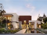 California Contemporary Home Plans Fascinating Modern Property In California Boasts Luxury
