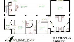California House Plans with Photos California Sea Hawk Homes