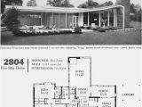 California Modern Home Plans C 1960 Mid Century California Modern House Plan Better