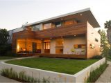 California Modern Home Plans House Design to Get Full Advantage Of south Climate with