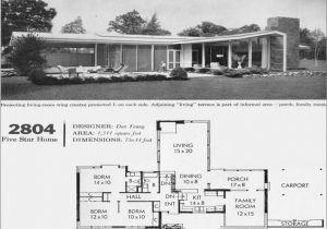 California Modern Home Plans Mid Century Modern Interiors Mid Century Modern House