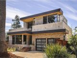California Modern Home Plans Rustic and Modern Home In Burlingame California