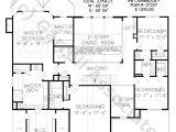 Cambridge Homes Floor Plans Cambridge F House Plan Colonial House Plans
