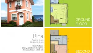 Camella Homes Design with Floor Plan Floor Plans Camella Homes Tarlac