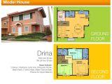 Camella Homes Drina Floor Plan Camella Homes Davao Real Estate In Davao City