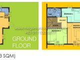 Camella Homes Drina Floor Plan Drina Of Camella Del Rio House and Lot for Sale In Las