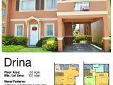 Camella Homes Floor Plan Bungalow Camella Homes Design with Floor Plan Lumos Design House