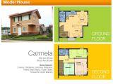 Camella Homes Floor Plan Bungalow Floor Plans Camella Homes Tarlac