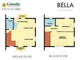 Camella Homes Floor Plan Philippines Camella Homes Camella Alta Silang Bella House and