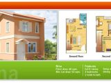 Camella Homes Floor Plan Philippines House and Lot for Sale In Cebu and Bohol Floor Plans Of