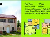 Camella Homes House Plans Camella Homes Drina Floor Plan Homes Floor Plans