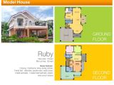 Camella Homes House Plans Jewels Series Camella Homes Tarlac