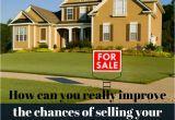 Can You Sell Your House Plans How Can You Really Improve the Chances Of Selling Your