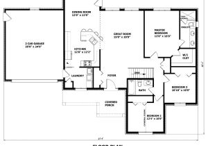 Canadian Home Design Plans House Plans and Design House Plans Canada Ontario