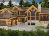 Canadian Timber Frame Home Plans Bow River Floor Plan by Canadian Timber Frames Ltd
