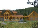 Canadian Timber Frame Home Plans the Kalispell Floor Plan by Canadian Timber Frames Ltd