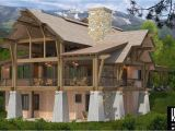 Canadian Timber Frame House Plans Crested butte Floor Plan by Canadian Timber Frames Ltd