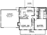 Cape Cod Home Floor Plans Adorable Cape Cod 7575dd Architectural Designs House