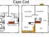 Cape Cod Home Floor Plans Fresh Cape Cod Style Homes Floor Plans New Home Plans Design
