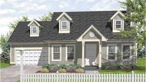 Cape Cod Home Plans Plan 016h 0020 Find Unique House Plans Home Plans and