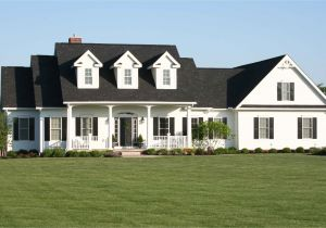 Cape Cod Homes Plans Dream Home Plans the Classic Cape Cod Houseplansblog