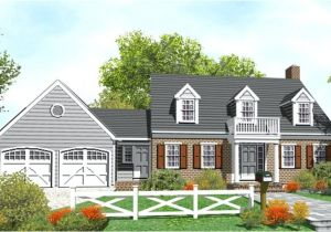 Cape Cod House Plans with attached Garage Cape Cod House Plans with attached Garagesmall Bungalow