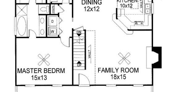 Cape Cod House Plans with First Floor Master Bedroom Cape Cod Cape Cod Wrap Porch Floor Plan Garage Features