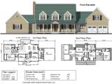 Cape Cod House Plans with Inlaw Suite 3700 Square Foot Cape Cod Ranch Home Ground Floor Master