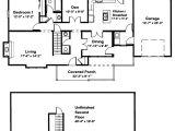 Cape Cod Modular Home Floor Plans Cape Cod 1 Modular Home Floor Plan