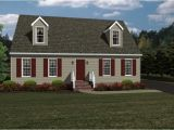 Cape Cod Style Homes Plans the Newport Starter Home Cape Cod Style Home Plan