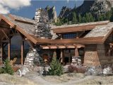 Caribou Log Home Floor Plan Customization Of Floor Plans