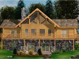 Caribou Log Home Floor Plan Wenatchee Log Home Floor Plan Caribou Creek Timber
