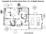Carolina Home Plans 3d Images for Chp Sg 1340 Aa Small Craftsman Style 3d